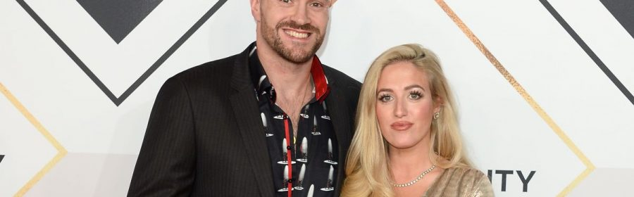 Tyson Fury And Wife Paris Have Peculiar Names For Their Five